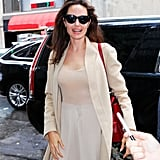 Angelina Jolie's Nude Look Is the Opposite of Sexy — It's Total Sophistication