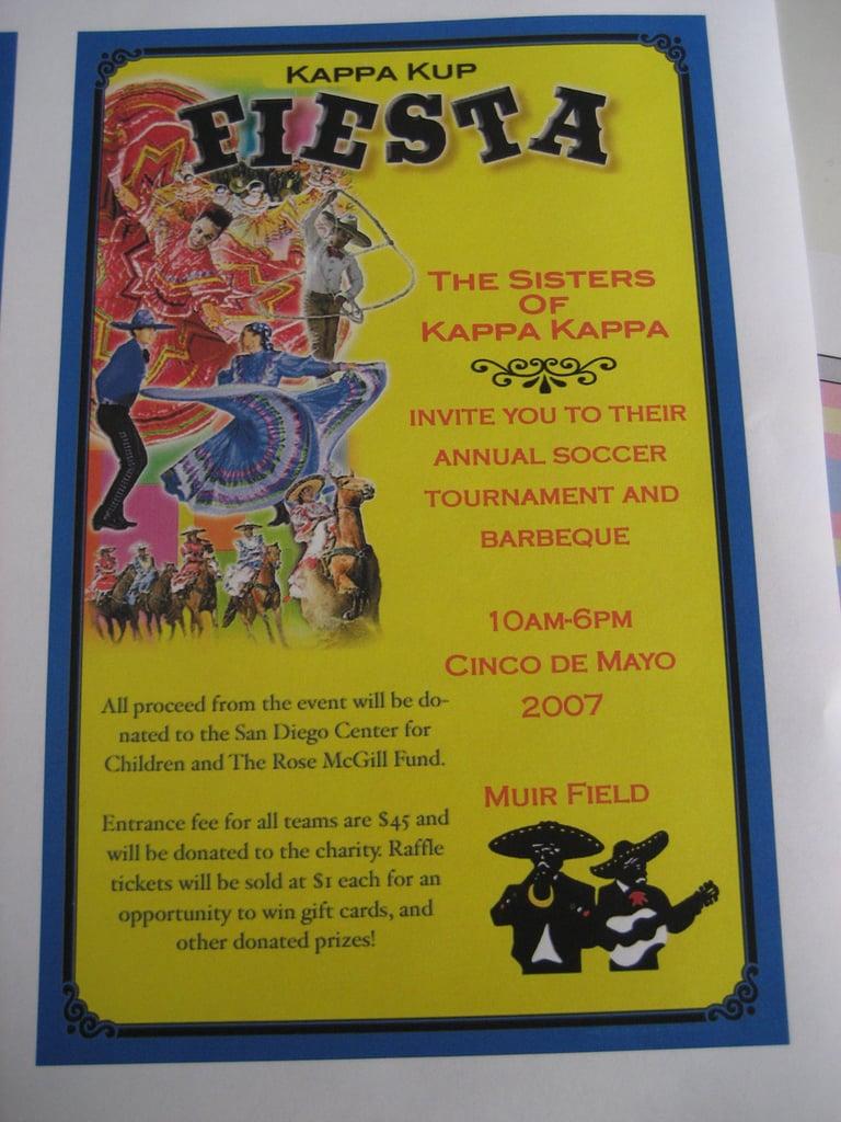 Come Party With Me: Cinco De Mayo - Invites