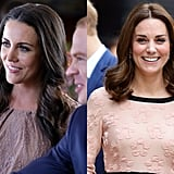 Laura Mitchell as Kate Middleton