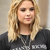 Ashley Benson: Brunette to Blonde