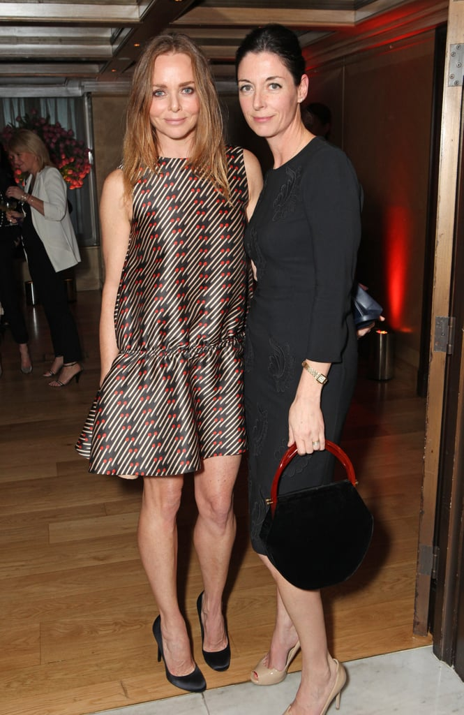 Stella and Mary McCartney