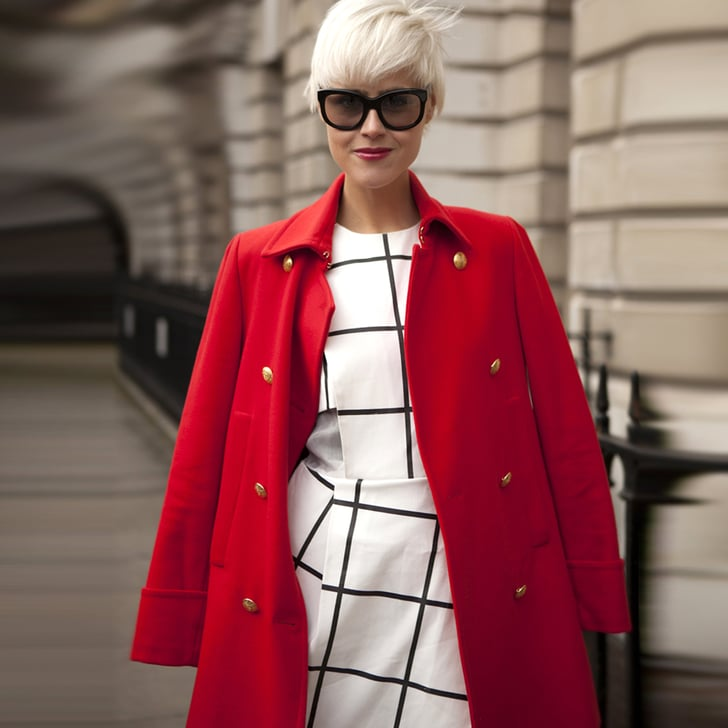 Street Style From London Fashion Week | Fall 2013 Pictures