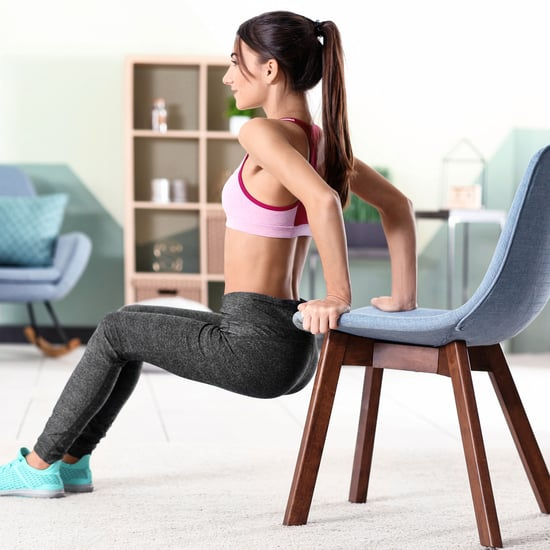 At-Home Exercises | 30-Minute Coffee Table Workout