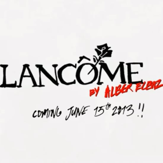 Alber Elbaz And His Lancome Collaboration