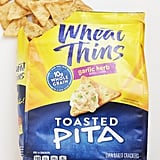 Wheat Thins Garlic Herb Toasted Pita