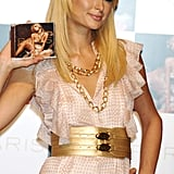 Paris Hilton Released Her Self-Titled Debut Album . . .