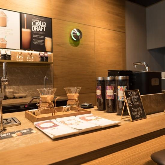 Starbucks Reserve Dubai Mall