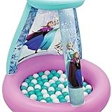 For 2-Year-Olds: Frozen Ball Pit