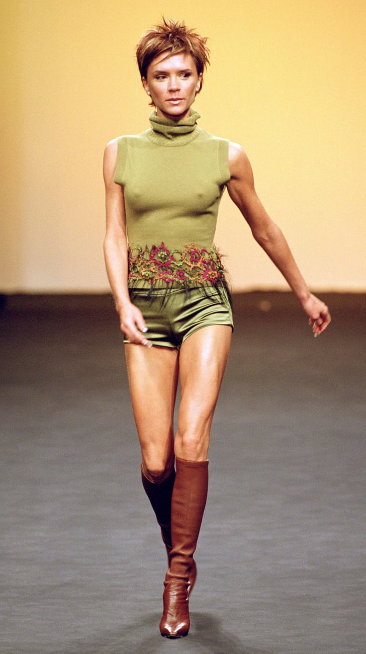 She Made Her Official Catwalk Debut at London Fashion Week ...