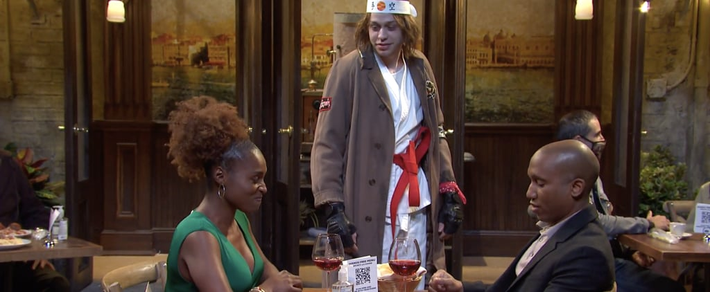 SNL: Issa Rae and Chris Redd First Date Skit