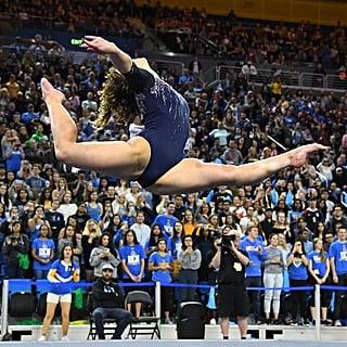 Floor Routines NCAA Gymnastics Championships 2019