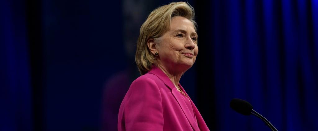 Hillary Clinton's Mean Girls Tweet