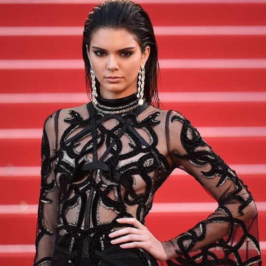 Kendall Jenner's Sheer Cannes 2016 Dress (Video)