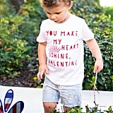 You Make My Heart Shine Tee