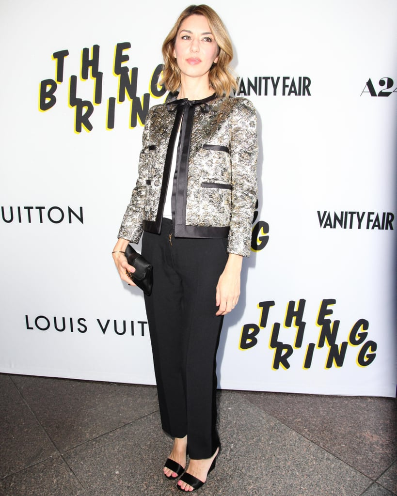 Sofia Coppola at the Los Angeles premiere of The Bling Ring. Source: Aleks Kocev/BFAnyc.com
