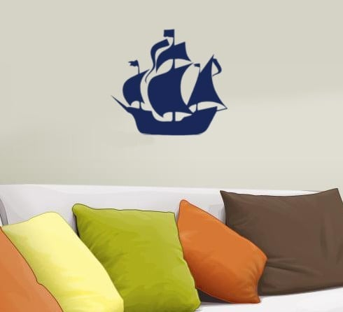 Sail Boat Canvas