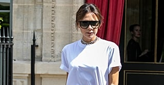 Victoria Beckham Rarely Wears Jewelry, but She Made an Exception For This Seriously Edgy Piece