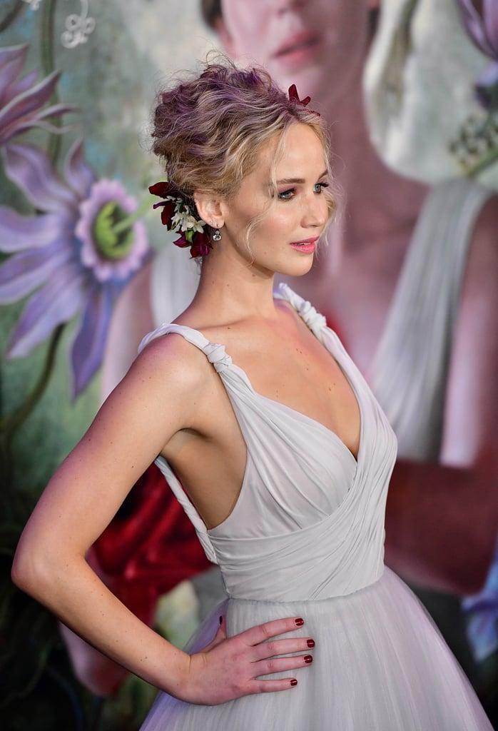 Wedding Mother Dress 77 Fresh Jennifer Lawrence in White