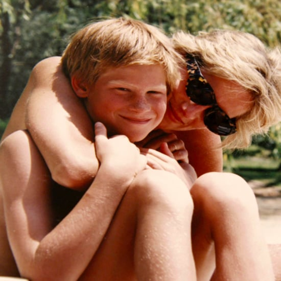 What Were William and Harry's Last Words to Diana?