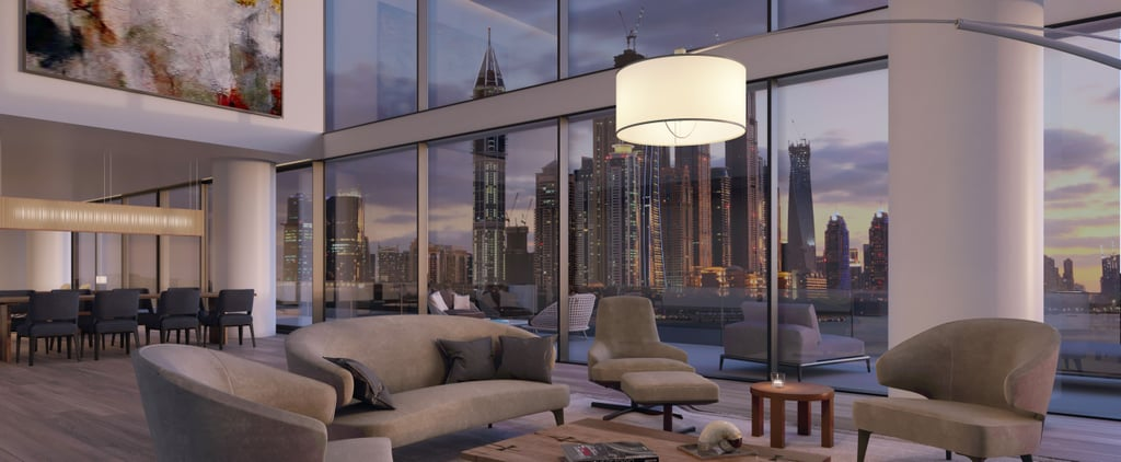 You'll Want These Luxury Apartments on Dubai's Palm-Shaped Island to Be Your Next Address