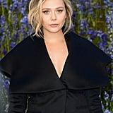 February 16 — Elizabeth Olsen