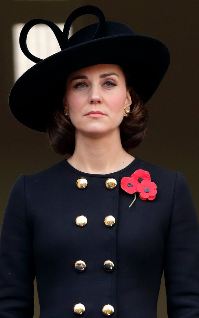 Duchess of Cambridge Hair November 2017