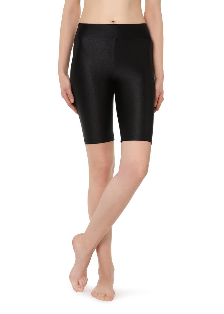 Calzedonia Shiny Cycling Shorts