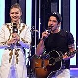 Gigi Hadid at the iHeartRadio Much Music Awards 2016