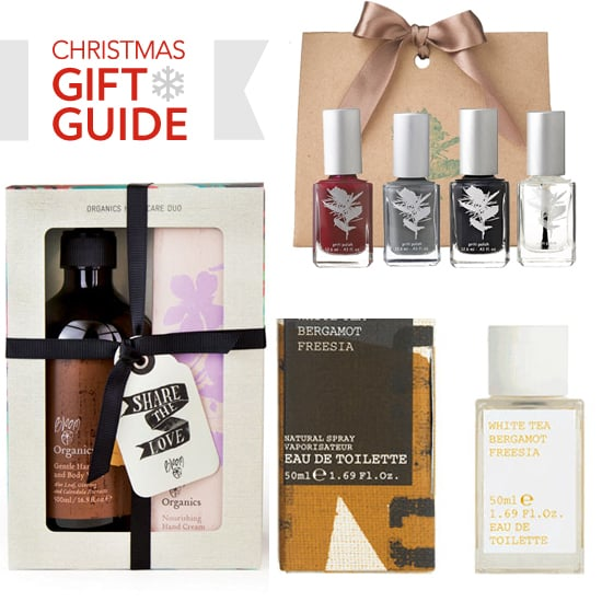 Natural and Organic Beauty Christmas Gift Ideas | POPSUGAR Beauty ...