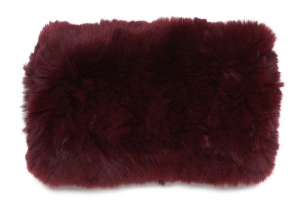 Glamourpuss's Fur Funnel Scarf ($165) is a luxe piece worth getting for your BFF or maybe even yourself.