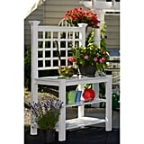 Vinyl Potting Bench
