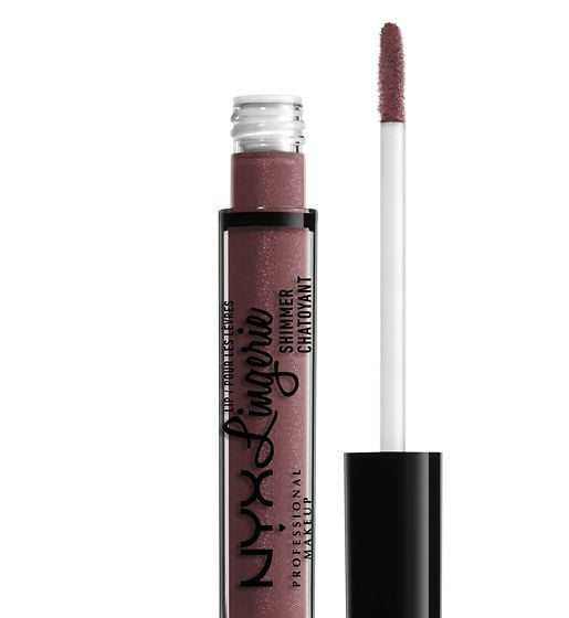NYX Lip Lingerie Shimmer in Honeymoon