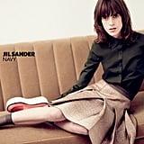 Jil Sander Navy Spring 2012 Ad Campaign