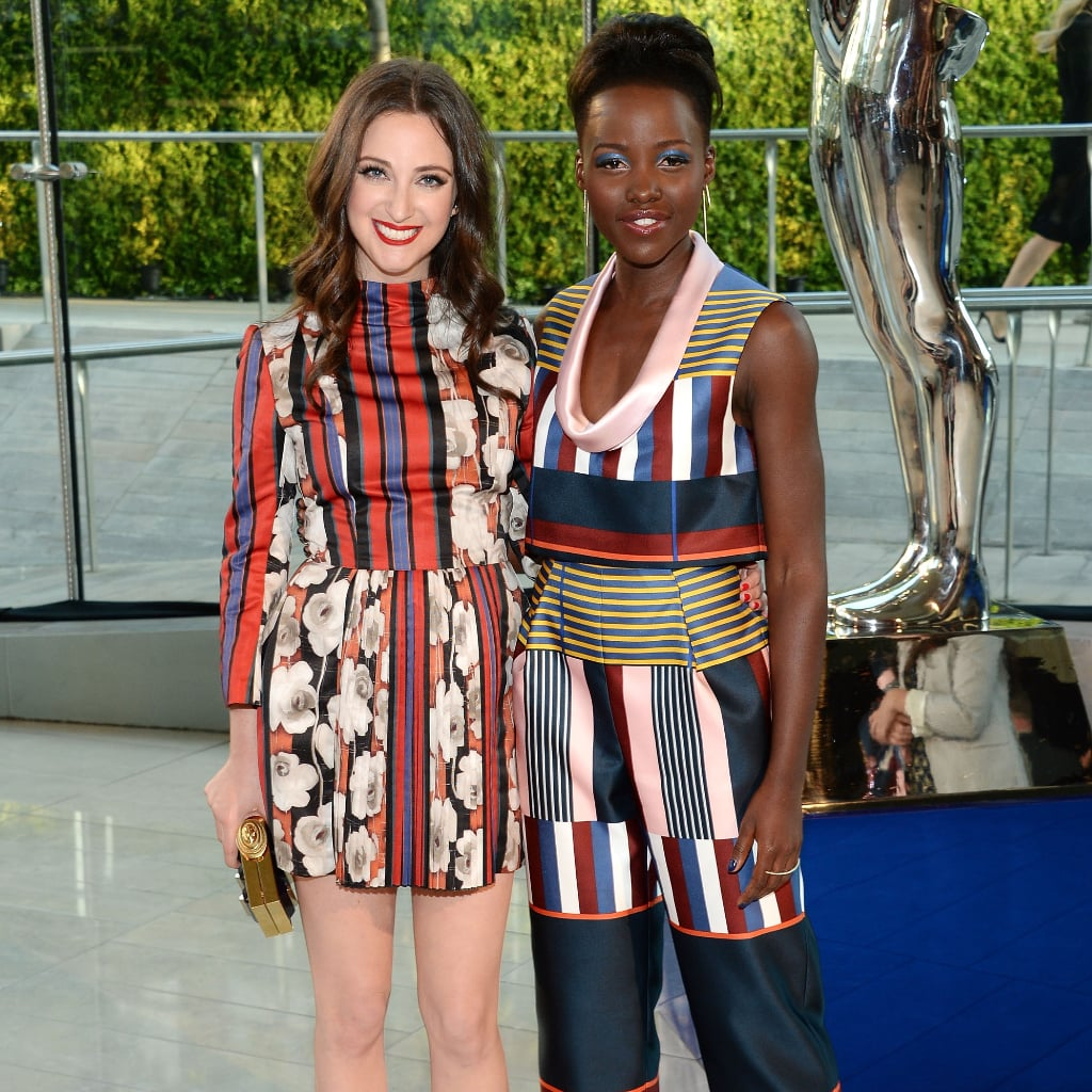 Lupita Nyong'o's Stylist's Fashion Tips