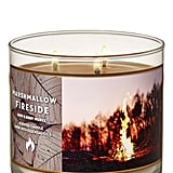 Bath and Body Works Marshmallow Fireside 3-Wick Candle