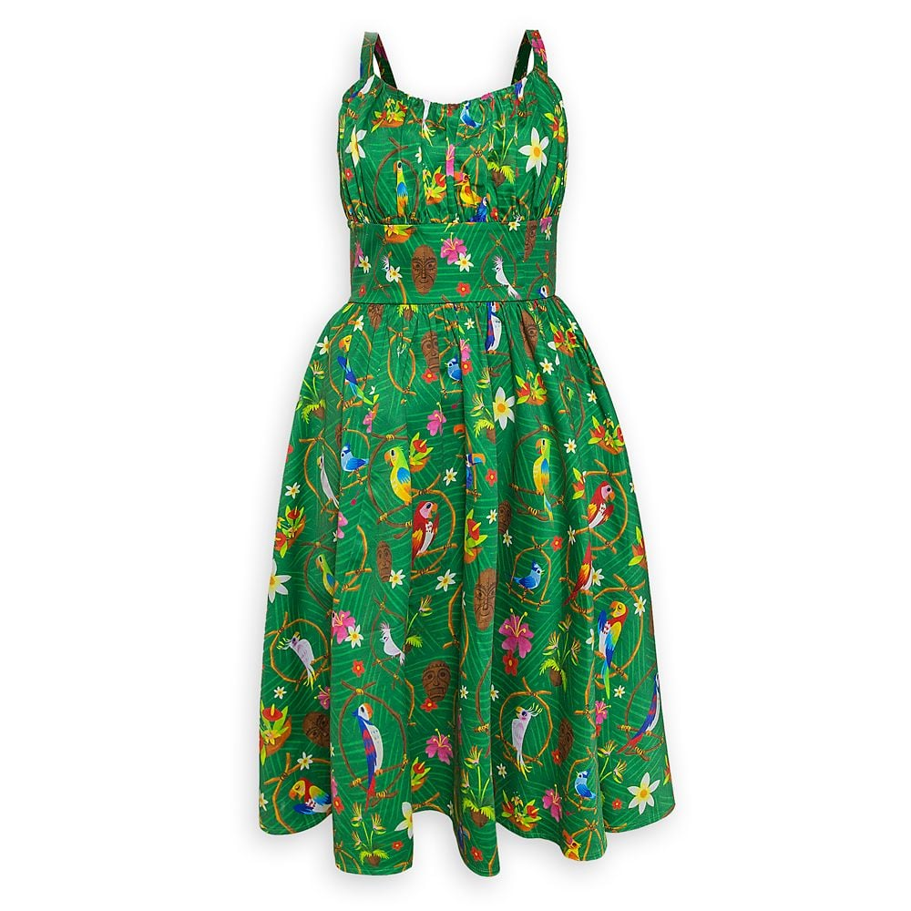 Enchanted Tiki Room Sundress