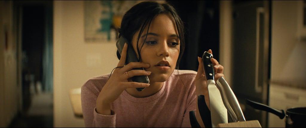 Jenna Ortega in Scream