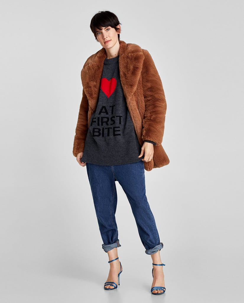 Zara Shark Sweater
