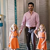 And When He's a Great Dad to His Daughters, Anna and Elsa (No, We Can't Get Over Those Names Either)