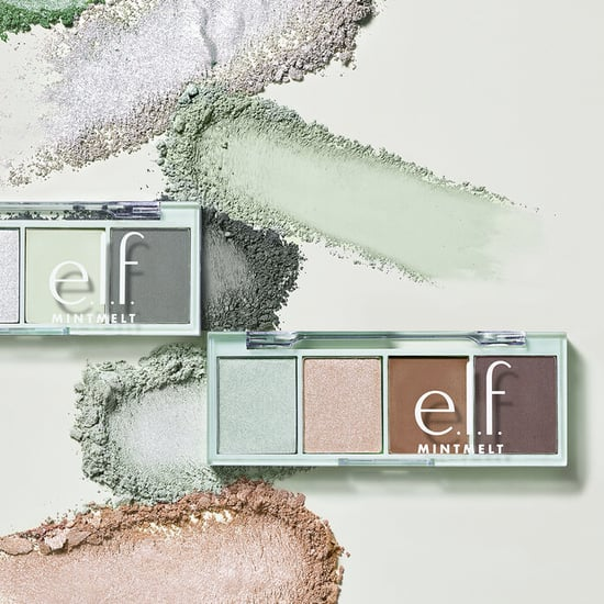 e.l.f. Cosmetics Mint Melt Eyeshadow Palette Review
