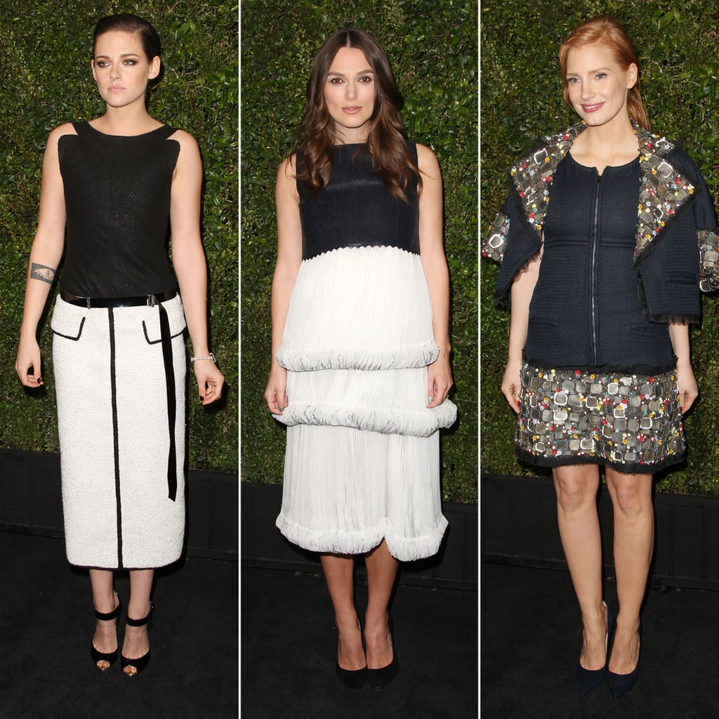 Chanel Just Threw the Best Dressed Oscars Preparty