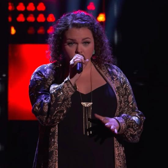 """Watch Brittney Allen Sing """"Dancing on My Own"""" on The Voice"""
