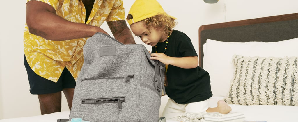 Dagne Dover Nappy Bag and Backpack
