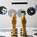 Oscars Statue Sugar Cookies