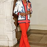 Billy Porter at the Victoria Beckham London Fashion Week Show