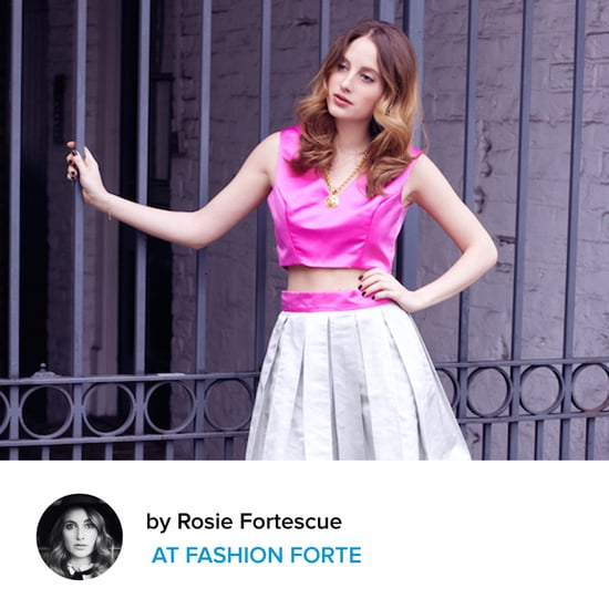 Rosie Fortescue Spring Outfits Made In Chelsea