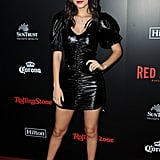 Victoria Justice's Grammys Afterparty Outfit