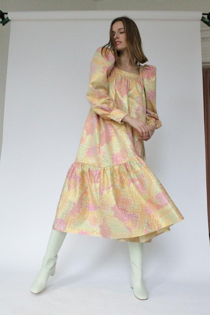 Mr. Larkin Ode Dress