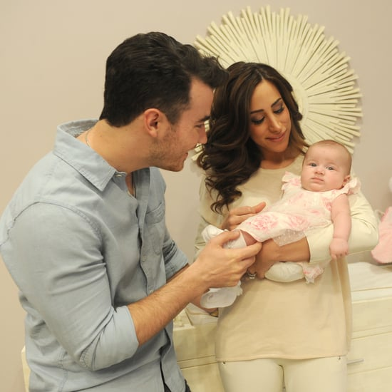 Danielle and Kevin Jonas's Nursery