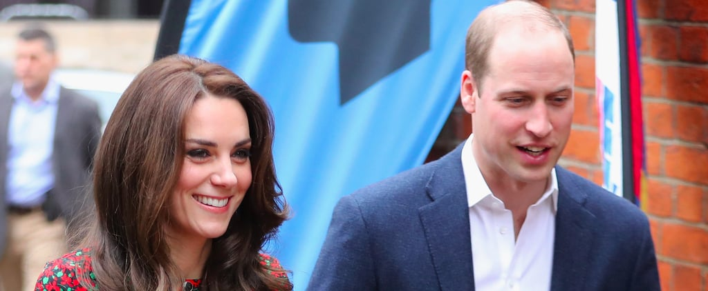 Kate Middleton and Prince William Attend a Charity Event Before Taking Off For the Holidays